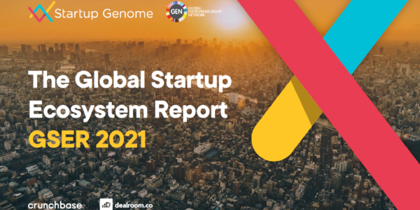 The Global Startup Ecosystem Report
